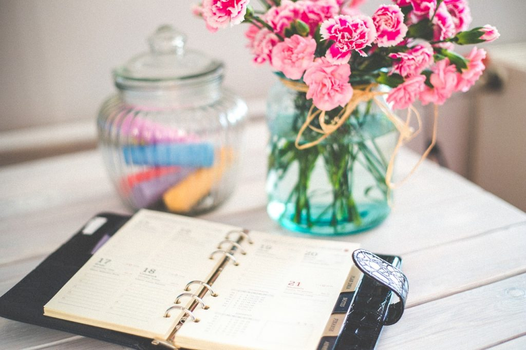 planning your day organizer